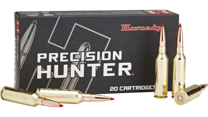 Armsandsammo-Buy-Hornady Precision Hunter 6.5mm PRC 143 Grain Extremely Low Drag - eXpanding Centerfire Rifle Ammunition-500 rounds