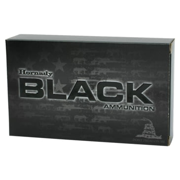 Buy Hornady BLACK .300 AAC Blackout 208 Grain A-MAX Centerfire Rifle Ammo 500 Rounds online